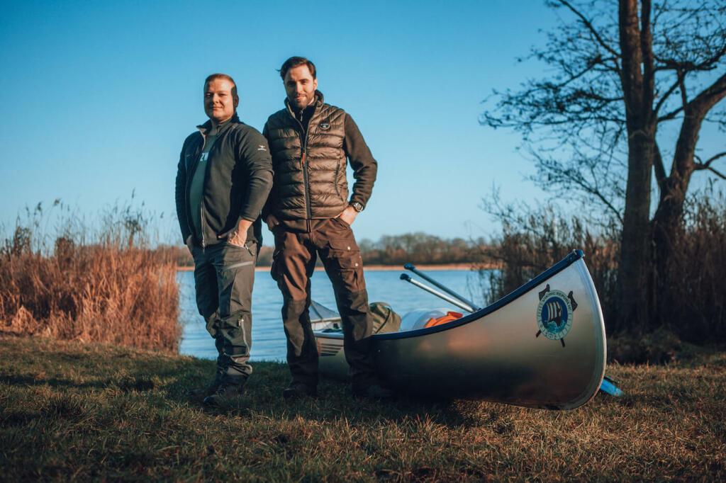 Finn und Max von Viking Republic
